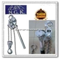 NGK铝合金手扳葫芦进口产品-3t3mNGK紧线器进口原装正品