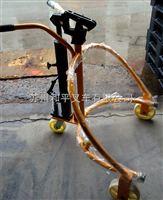 蘇州力夫特液壓油桶搬運車 三輪油桶小車